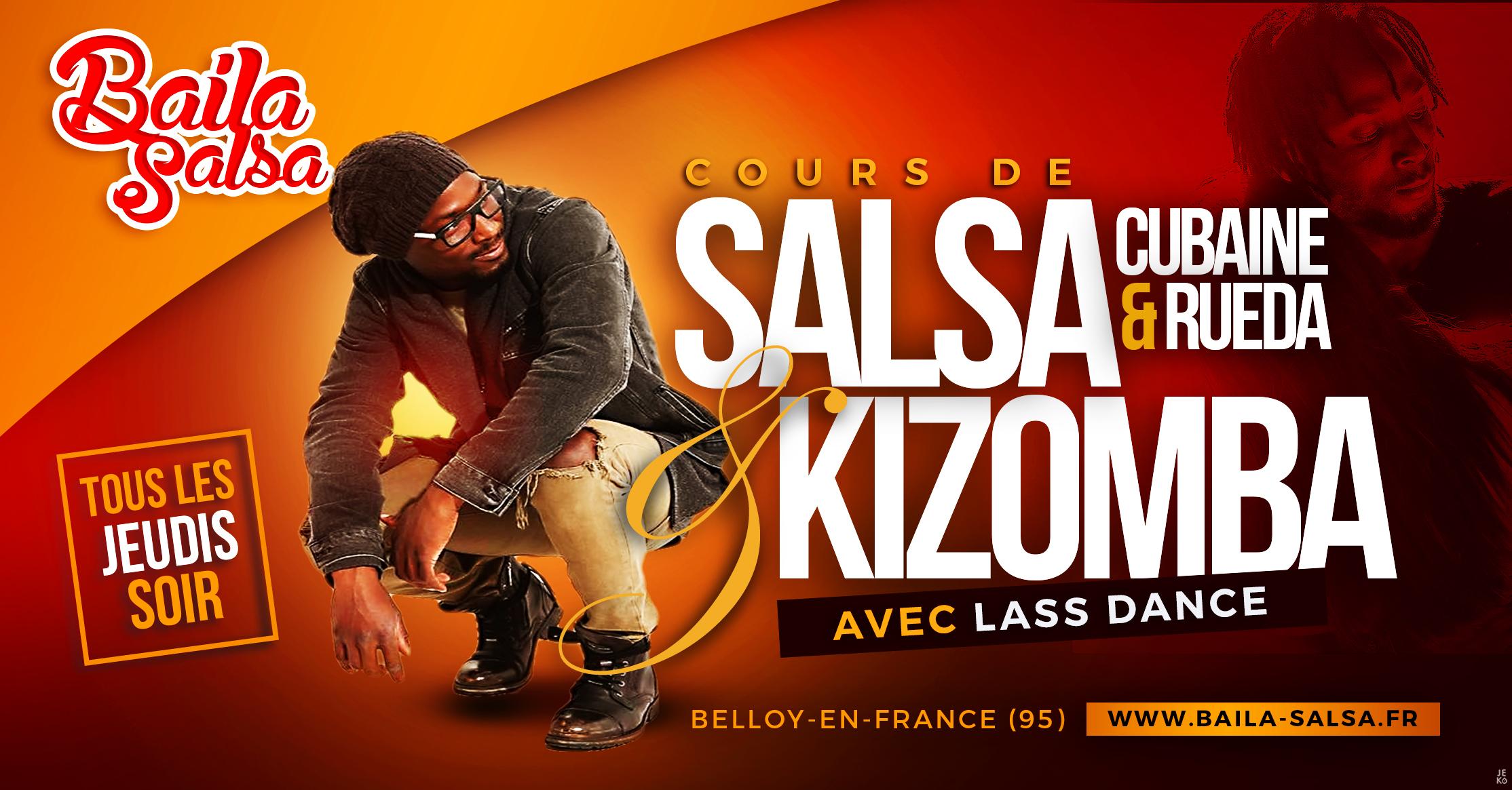 Flyer Salsa